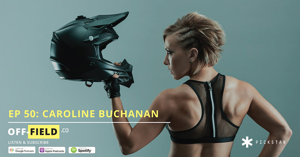 Caroline Buchanan podcast