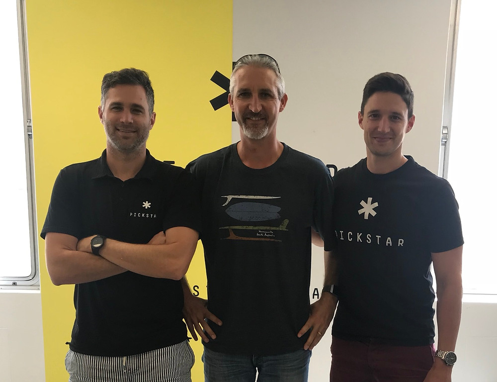 Jason Gillespie on PickStar's Off-Field podcast