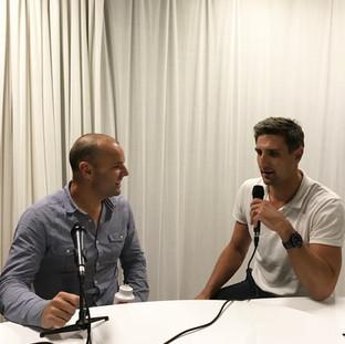 Tennis Australia's Paul Kilderry