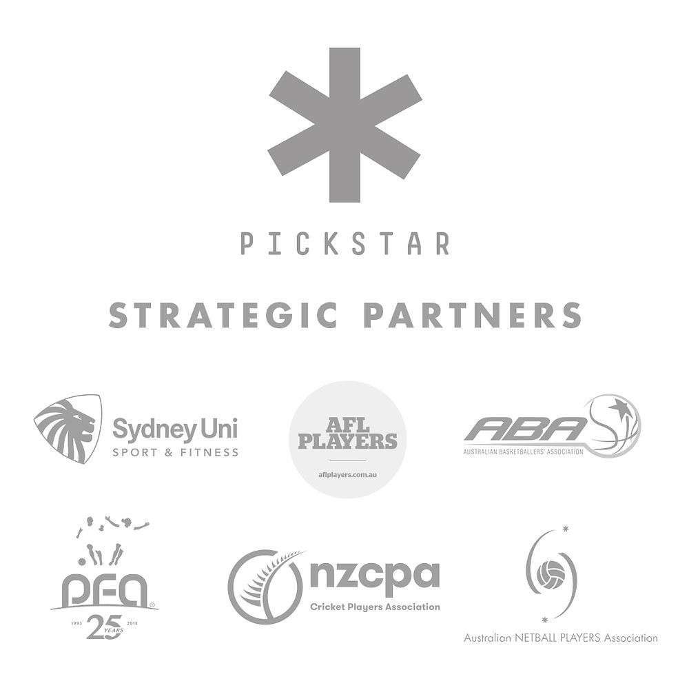PickStar strategic partners