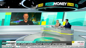 James Begley from PickStar on Your Money