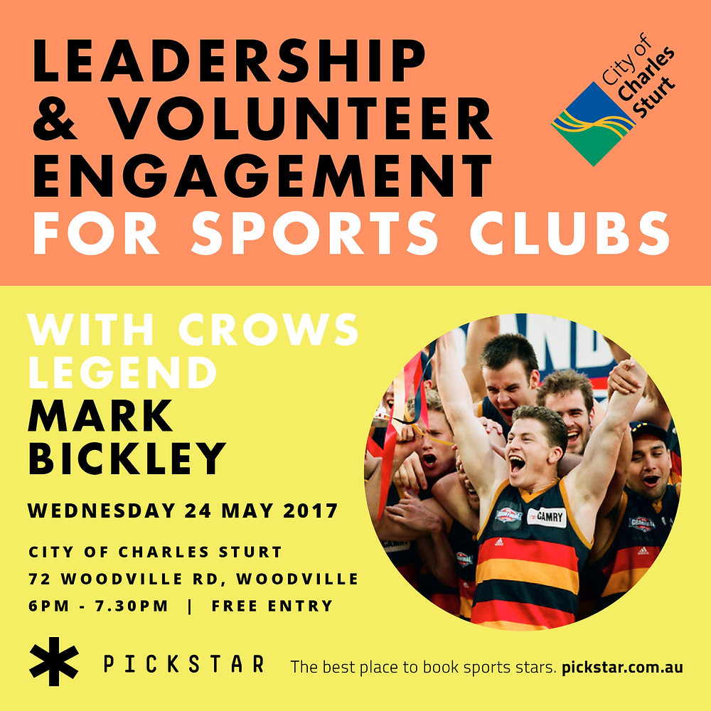 Leadership and volunteer engagement, City of Charles Sturt