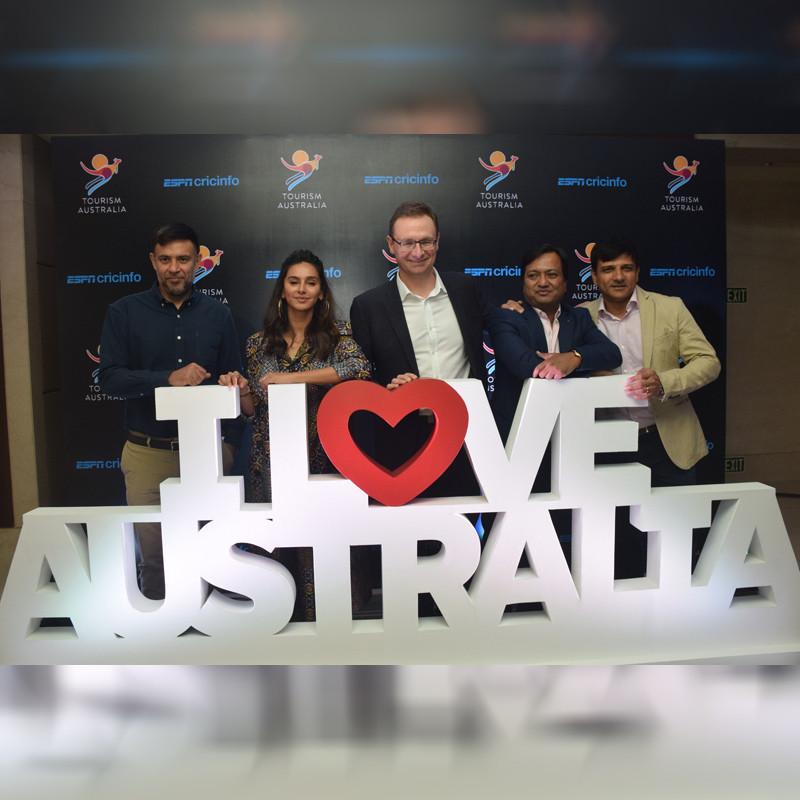 ESPNcricinfo and Tourism Australia