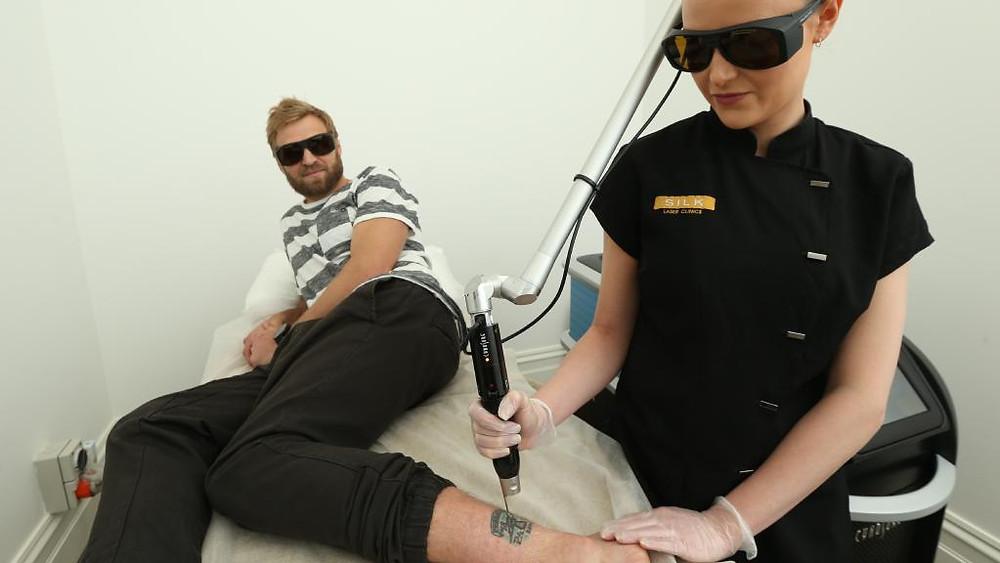 Kane Cornes Silk Laser Clinics