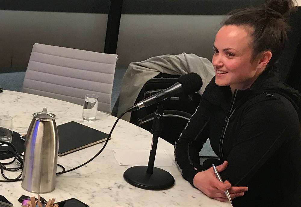 Daisy Pearce on PickStar's Off-Field podcast