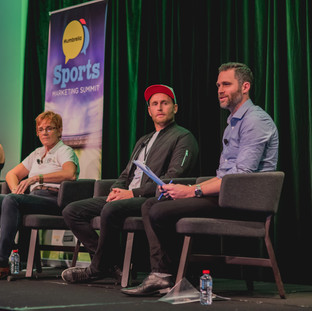 Live at Mumbrella's Sports Marketing Summit