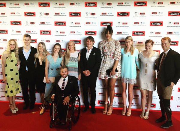 Swisse uses athlete ambassadors prominently