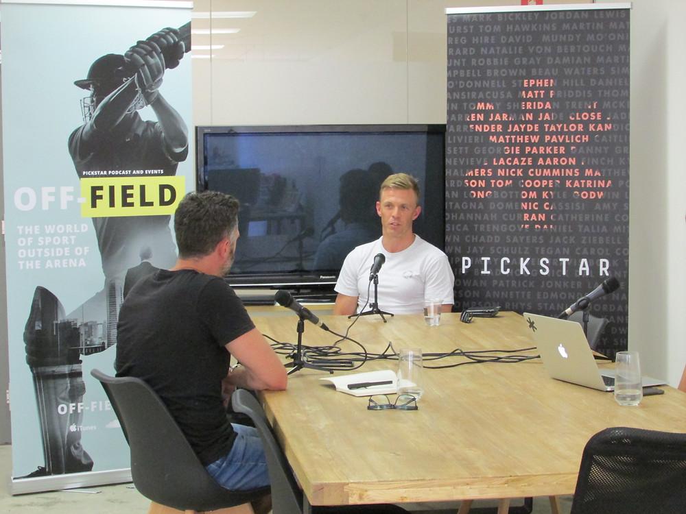 Nathan van Berlo podcast