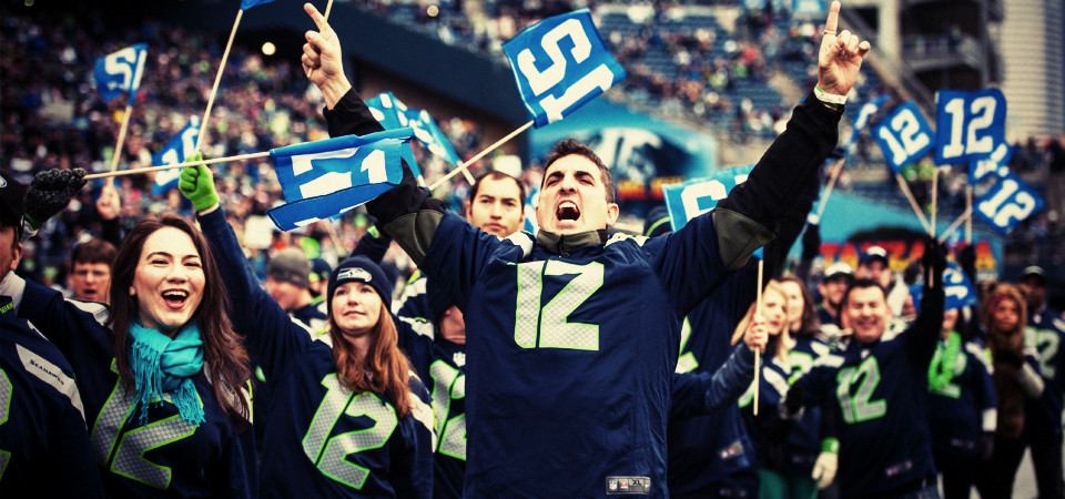The 12s, Seattle Seahawks