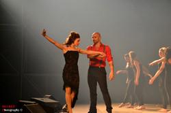 Satine and l'Argentin ( R. Simone )