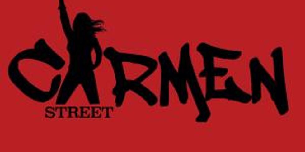 Carmen Street - Micaëla - REPORTE