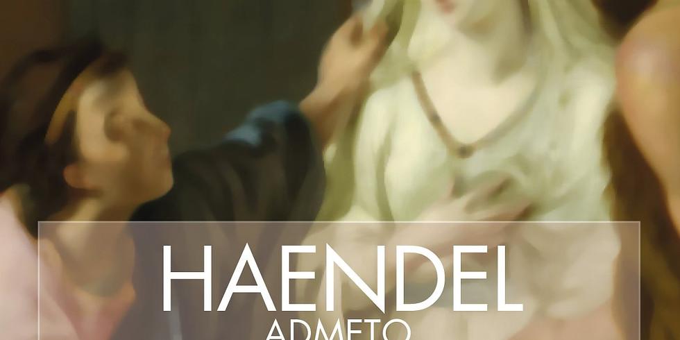Admeto, re di Tessaglia - CANCELLED