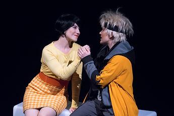 Morgane Heyse & Eleonore Pancrazi - Mang