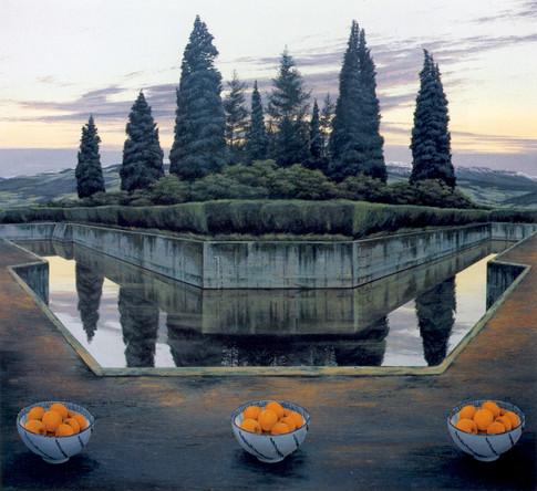 Amanecer naranja o la imposible espera del regreso de los antiguos
