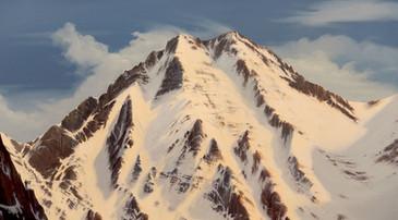 Annapurna. After Friedrich.