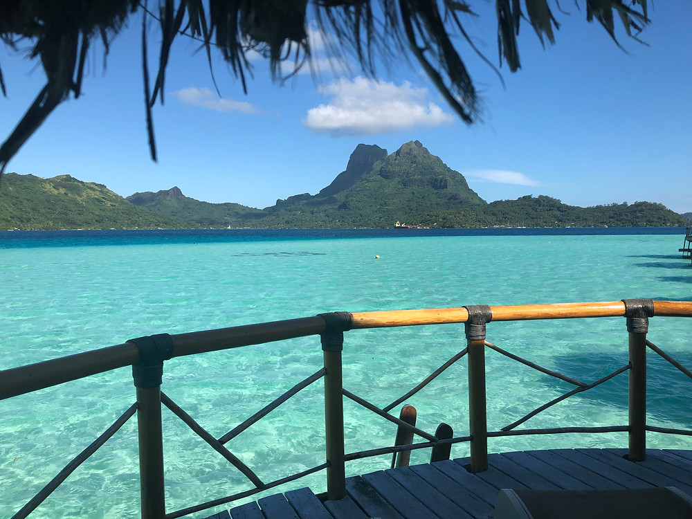 Tahiti travel agent in Bora Bora