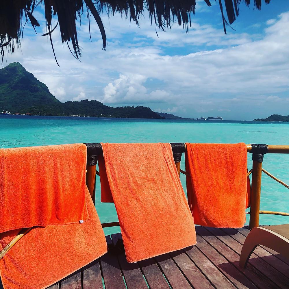 Travel Agent in Tahiti, Bora Bora