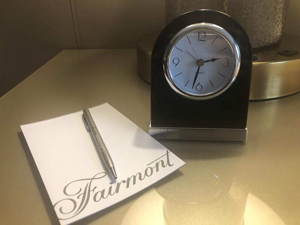 luxury travel advisor at hotel