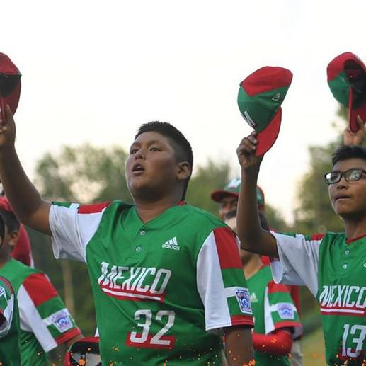 Cancela Ligas Pequeñas en México sus torneos 2020.