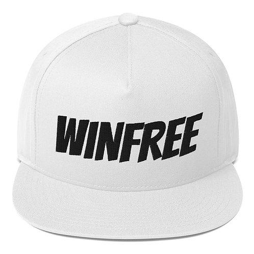 Flat Bill Winfree Cap