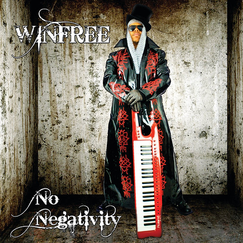 No Negativity (CD)