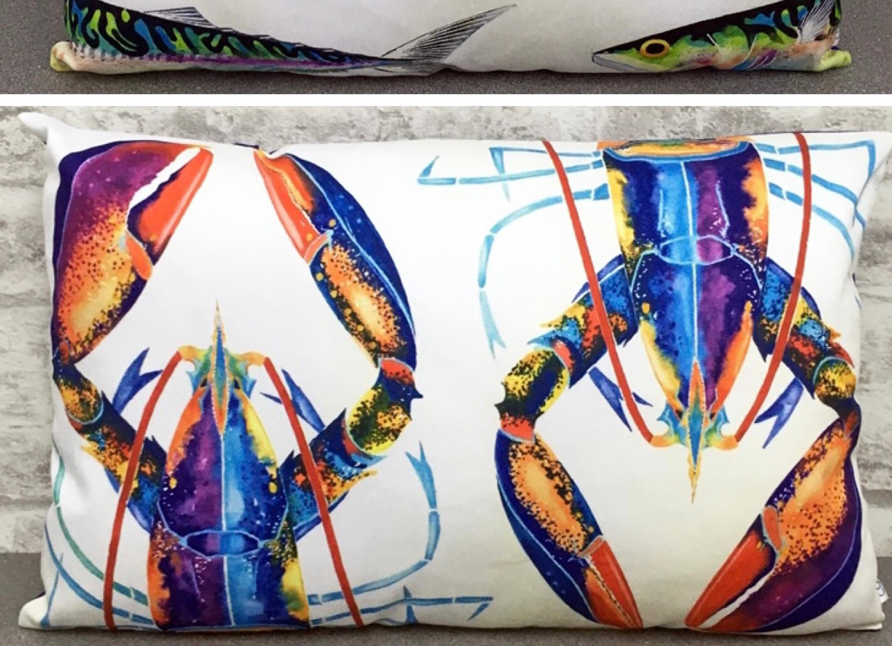 Sealife Cushions