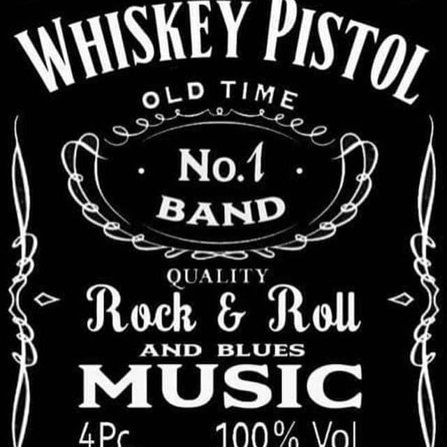 whiskey pistol live