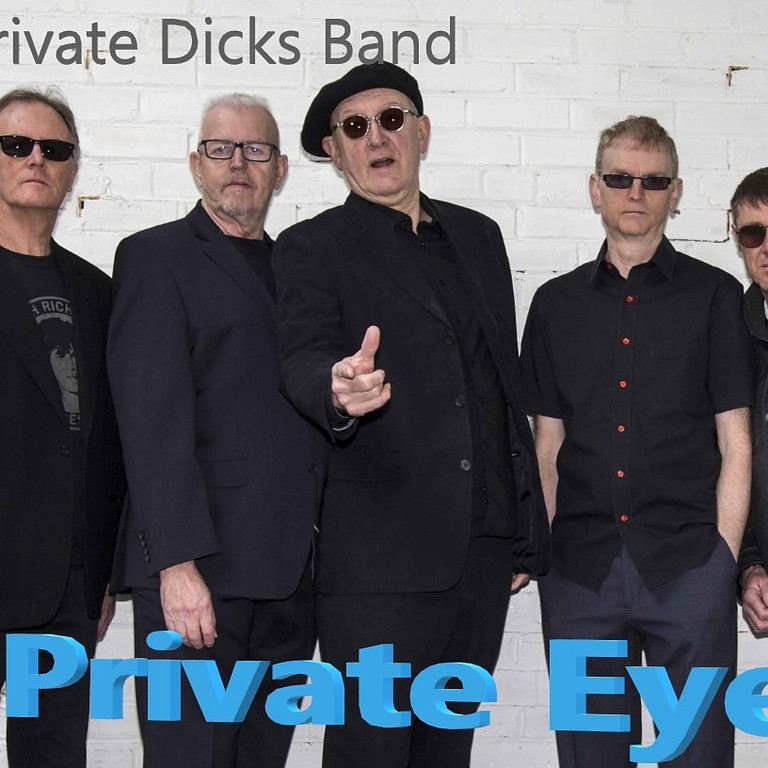 the private dick band live