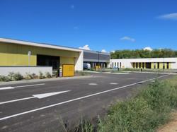 Bâtiment TEMPO - CH Bourg-en-Bresse