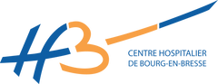 logo Centre Hospitalier de Bourg-en-Bresse