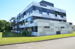 Bâtiment administratif - CH Bourg