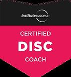 Certified DISC Coach Badge