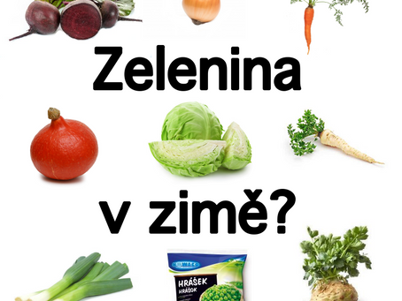 #3 Ovoce a zelenina