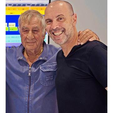 Avec Antoine Ciosi