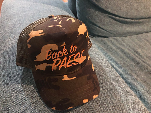 """Casquette """"Back to paese"""""""