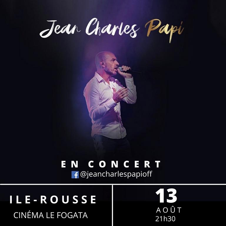 Jean-Charles Papi - Concert - Ile Rousse