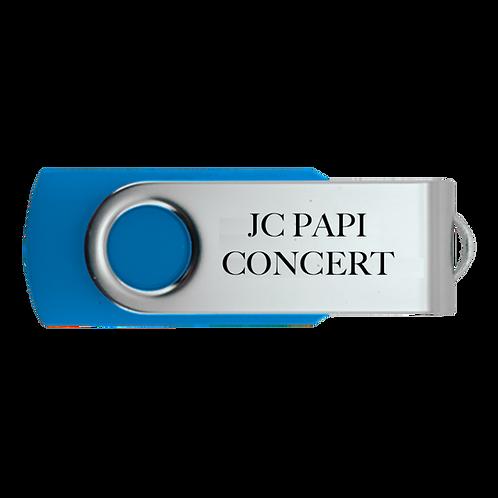 Clé USB Jean-Charles Papi en concert