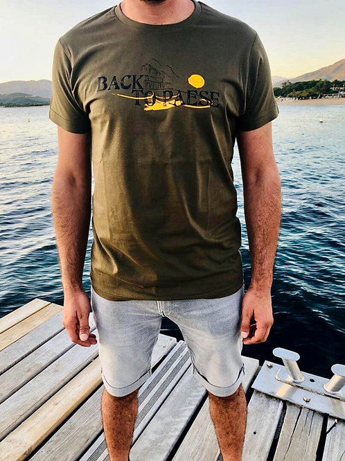 Back to paese - modèle homme