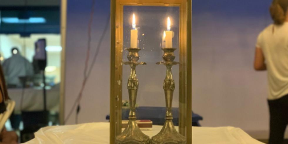 Shabbat (Fri., 2/5, 6pm)