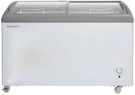 Морозильный ларь kraft bd w 102qx