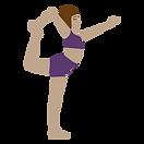 Йога Позиция 1