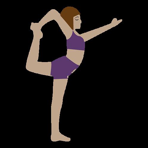 Kraft und Stretching