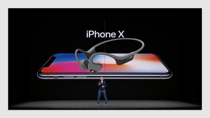 Cinco razones por las que el Iphone X o Iphone 8 y Trekz hacen la pareja perfecta