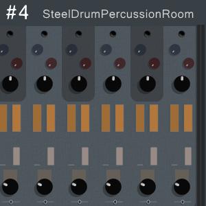 Modular Chaos Engine #4 - a steel drum machine for Kontakt VST
