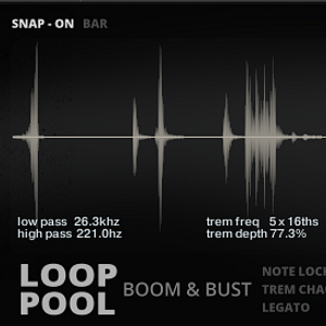 BOOM and BUST for Kontakt VST
