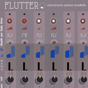 Flutter EP for Kontakt by Sound Dust
