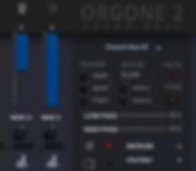 Orgone 2 an unusual drawbar organ for Kontakt VST