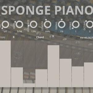 Sponge Piano