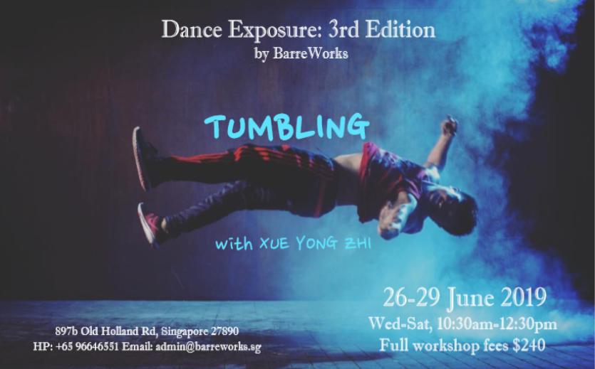 Dance Exposure: 3rd Edition