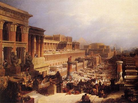 David_Roberts-IsraelitesLeavingEgypt_182
